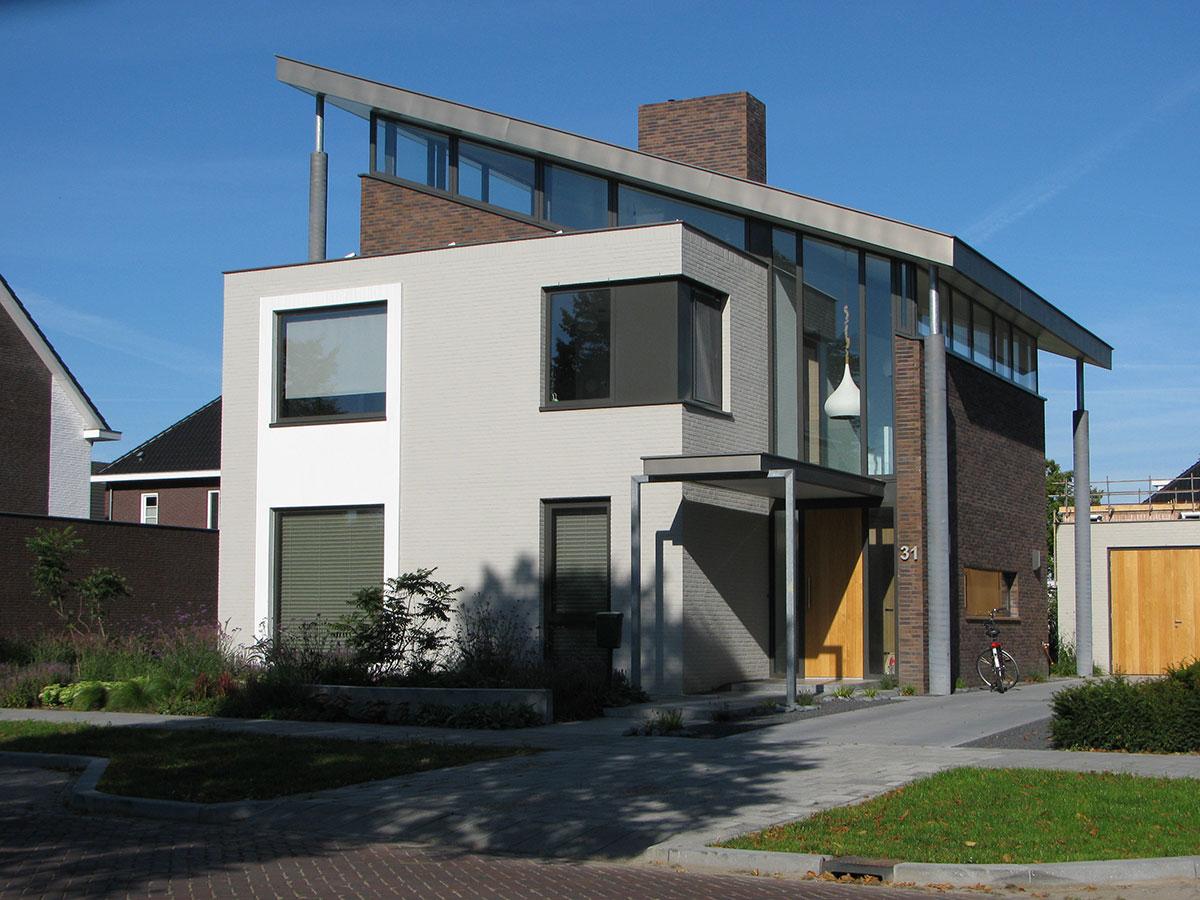 Nieuwbouw Woning Te Sint Oedenrode