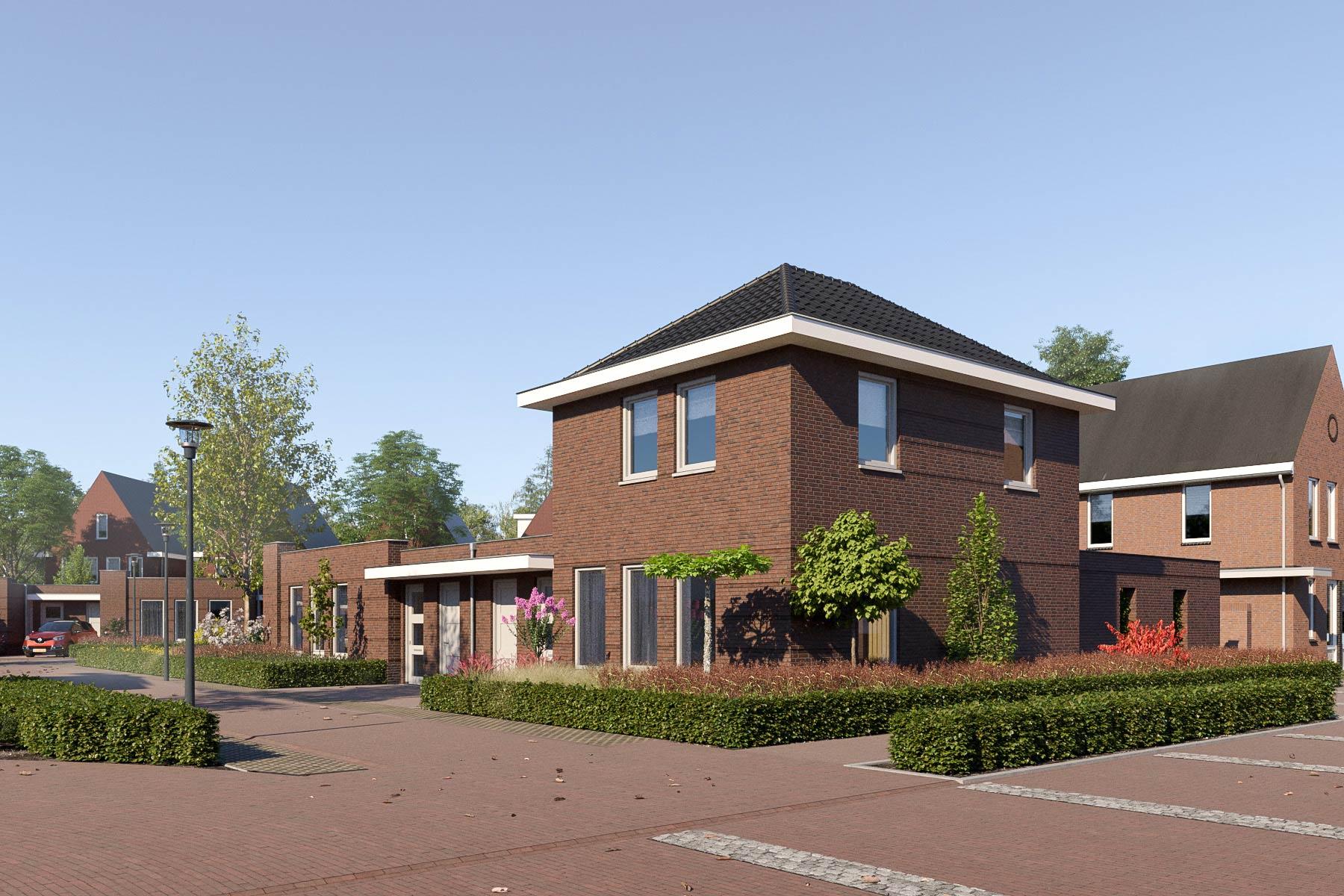 Nieuwbouw Bungalow Te Burgemeester Van Oerlehof